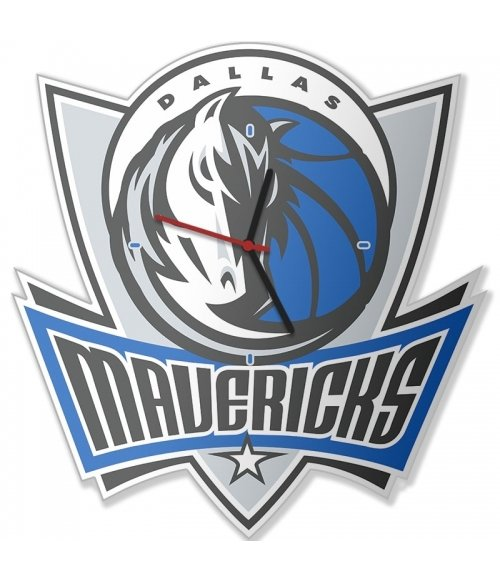 Relógio NBA Dallas Mavericks Oficial