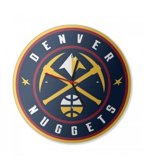 Relógio NBA Denver Nuggets Oficial
