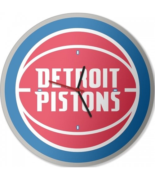 Relógio NBA Detroit Pistons Oficial