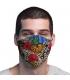 Máscara de Tecido Dupla Camada Xodó Primavera em Transformação I TopMask